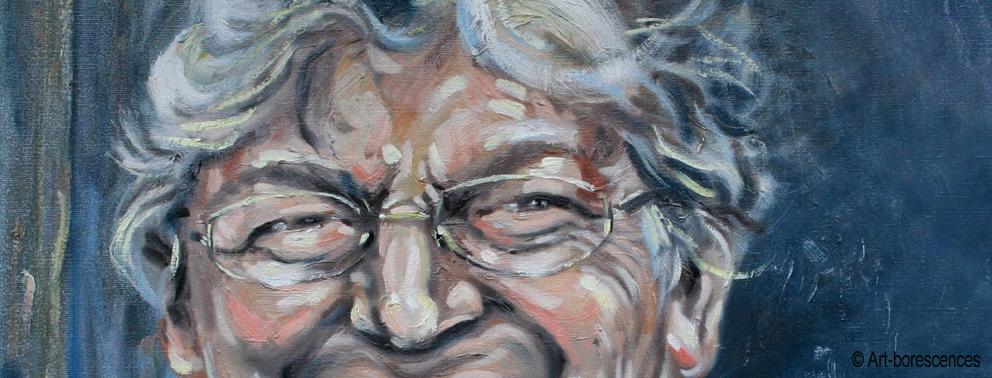 art-borescences peindre un visage ou portrait